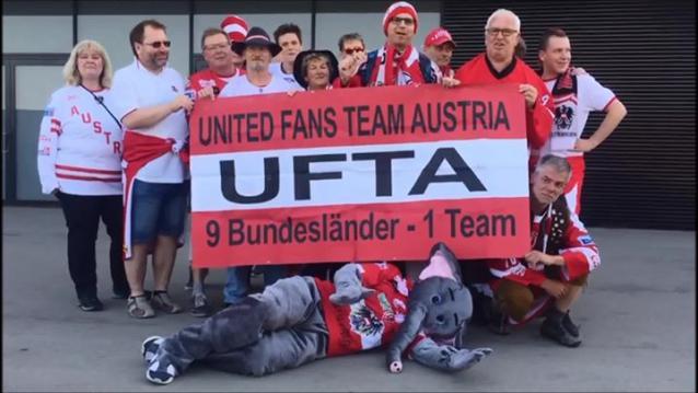 Ufta United Fans Team Austria Det Var Fantastisk I København